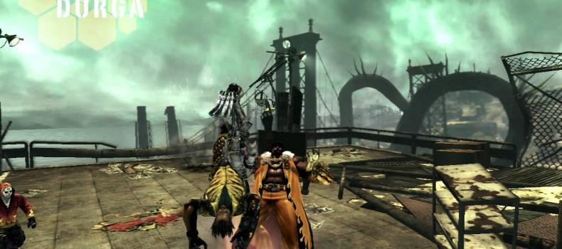 Anarchy Reigns: Durga Character Trailer