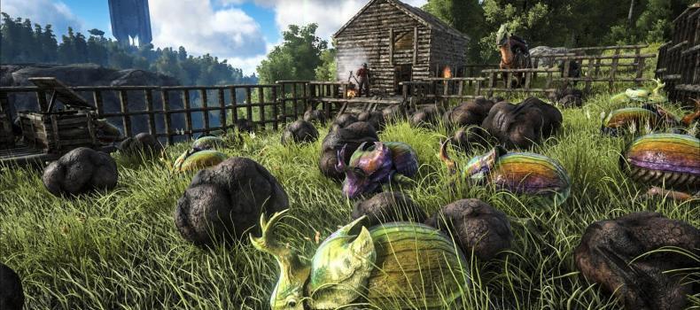 ARK: Survival Evolved Gets Spotlight Expansion