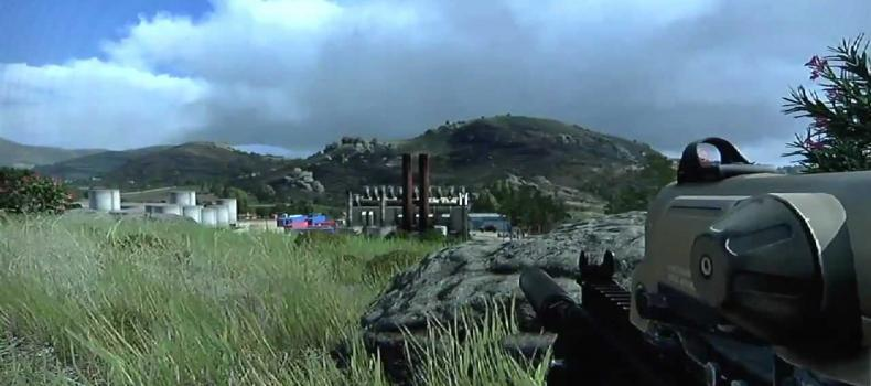 Arma 3 Seven Minute Gameplay Video