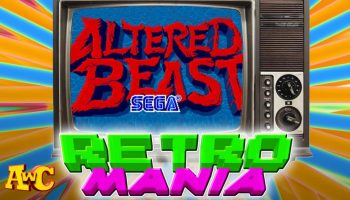 Armed with Controllers plays: Altered Beast