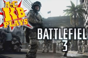 Armed with Controllers plays: Battlefield 3