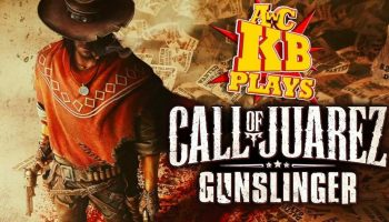 Armed with Controllers plays: Call of Juarez: Gunslinger