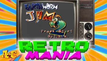 Armed with Controllers plays: Earthworm Jim 2