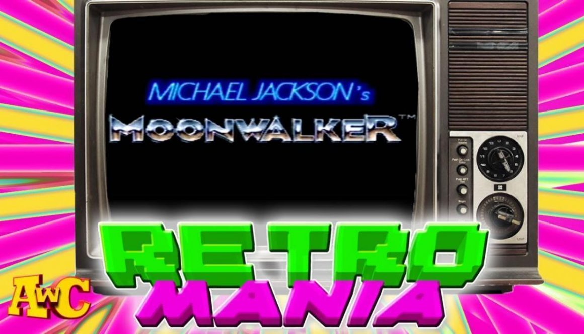 Armed with Controllers plays: Michael Jackson's Moonwalker