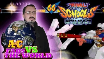 Armed with Controllers plays: Rival Schools: United by Fate
