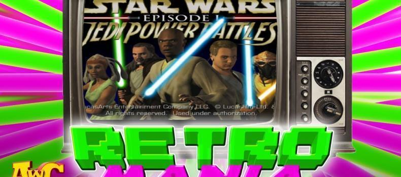 Armed with Controllers plays: Star Wars Episode 1: Jedi Power Battles