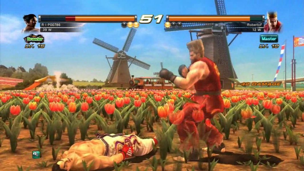 Armed with Controllers plays: Tekken Revolution