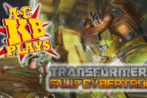 Armed with Controllers plays: Transformers: Fall of Cybertron