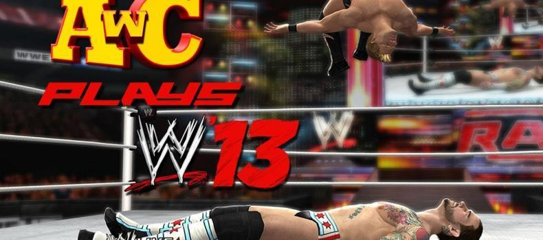 Armed with Controllers plays: WWE '13