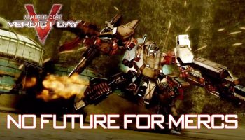 Armored Core: Verdict Day Trailer