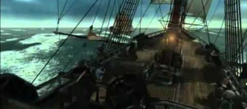 Assassin Creed 3 – Sea Battle Footage