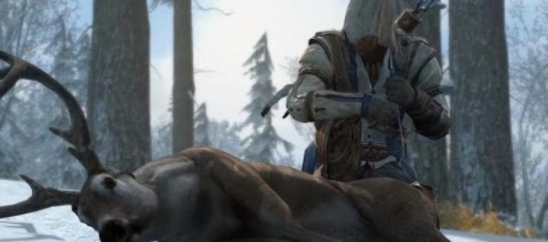 Assassin's Creed 3 Developer Gameplay Commentary