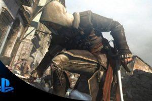 Assassin's Creed 4 Black Flag PS4 Trailer