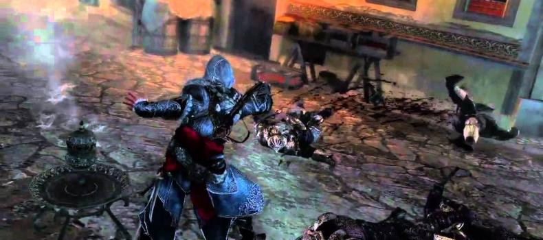 Assassins Creed Revelations – Combat Montage