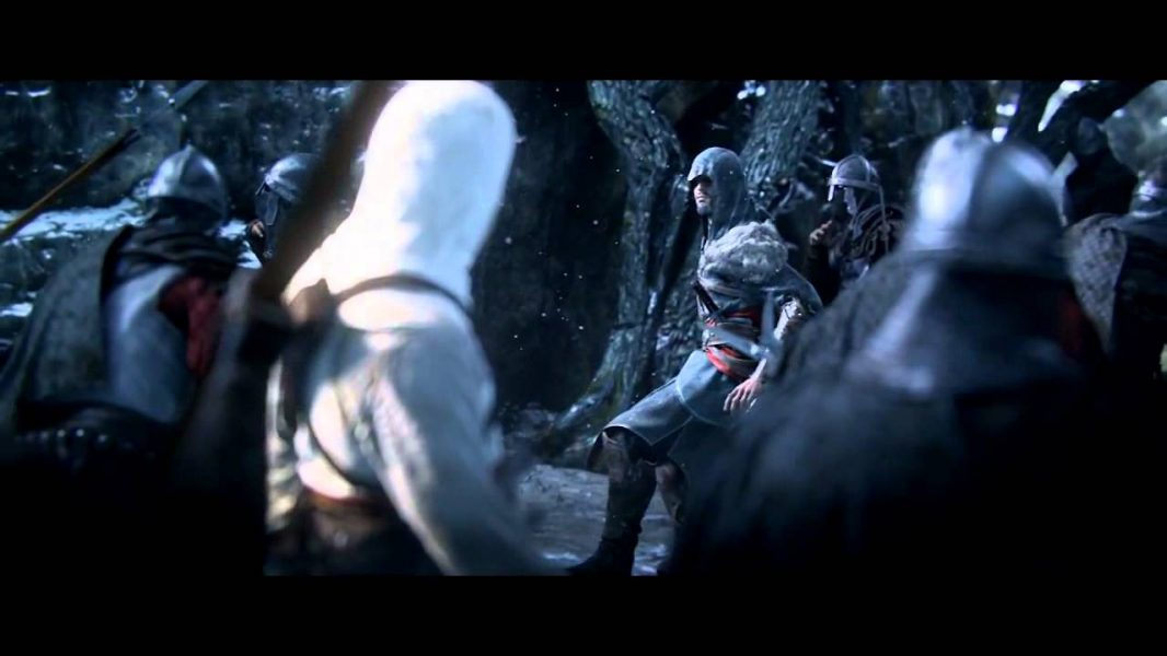 Assassins Creed Revelations Emerald Dawn Trailer