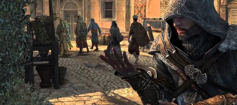 Assassins Creed Revelations – Hookblade Trailer a