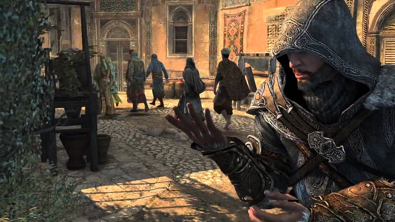 Assassins Creed Revelations Hookblade Trailer A Popgeeks Com
