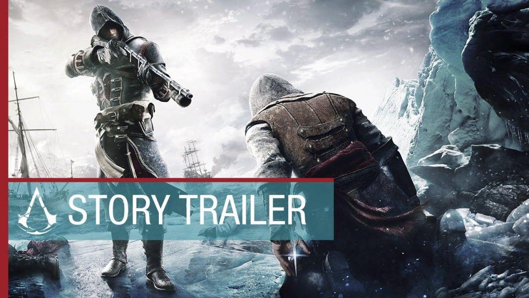 Assassin's Creed Rogue Is Coming To PC In 2015