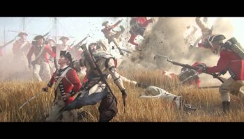 Asssassin's Creed 3 E3 2012 Footage