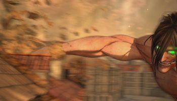 Attack on Titan: E3 Trailer and Screens Released