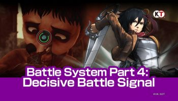 Attack on Titan: Online Features Revealed