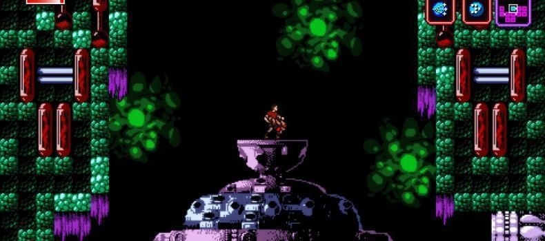 Axiom Verge To Be Published On Disc With Bonus Features