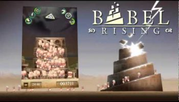 BABEL RISING, ANDROID: God is back for Christmas… and he's not happy!