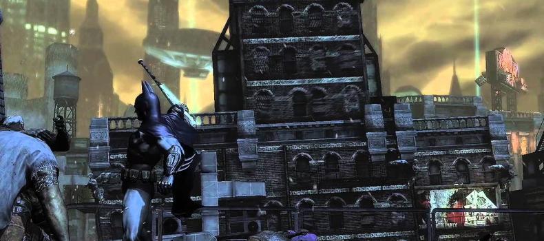 Batman: Arkham City Launch Trailer
