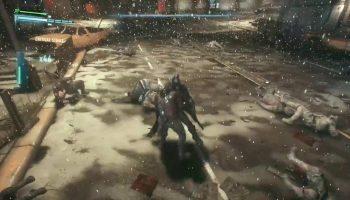 Batman Arkham Knight: Another Unlockable Batsuit With 240% Completion