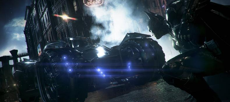 Batman: Arkham Knight receives gameplay trailer