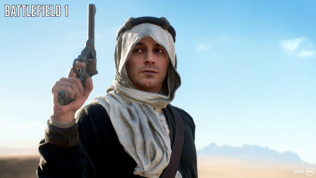 Battlefield 1: New Video for Single-Player Campaign Released