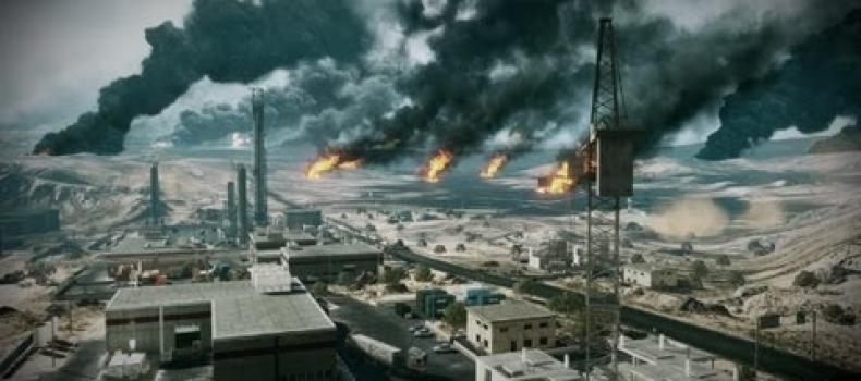 Battlefield 3 Multiplayer Gameplay Trailer