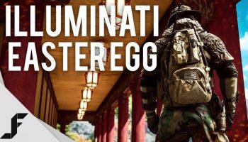 Battlefield 4 Hidden Easter Egg Discovered