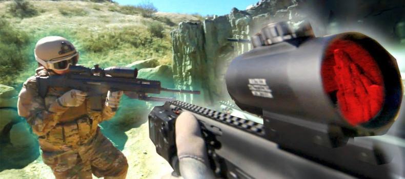 Battlefield 4 Trailer (Live Action Fan Made)