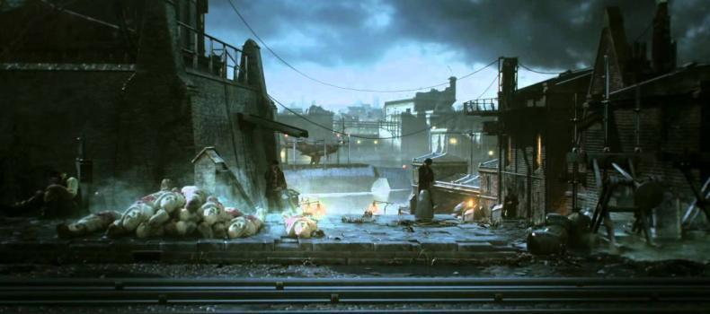 "Bethesda Teaser Revealed as ""Dishonored"" Trailer"