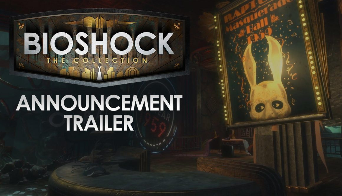 BioShock: The Collection Set for September