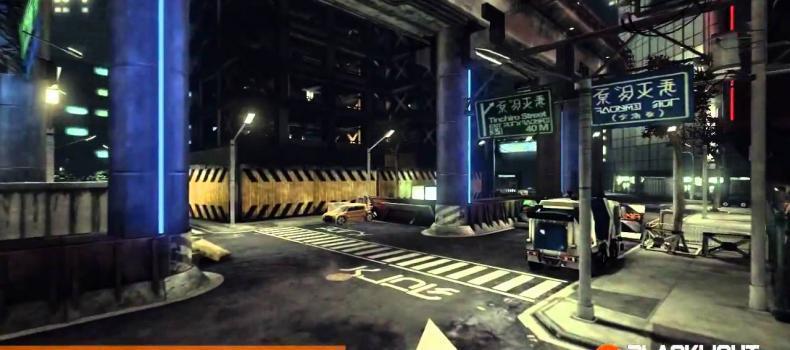 Blacklight Retribution: DirectX 11 Flythrough FreetoPlay