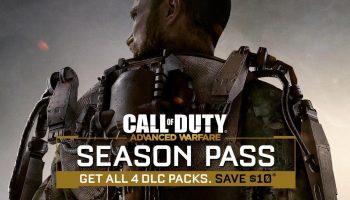 Call of Duty: Advanced Warfare Season Pass Detailed