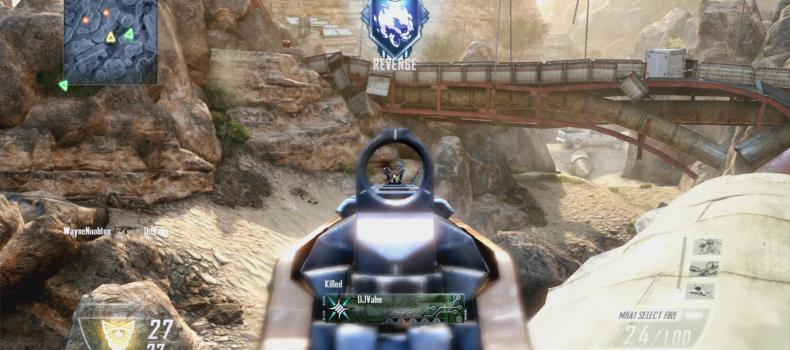 Call of Duty: Black Ops 2 Multiplayer Reveal