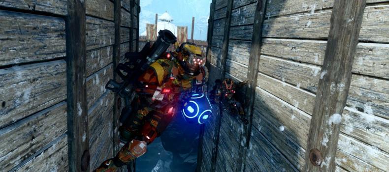 Call of Duty: Descent DLC Hits PS4