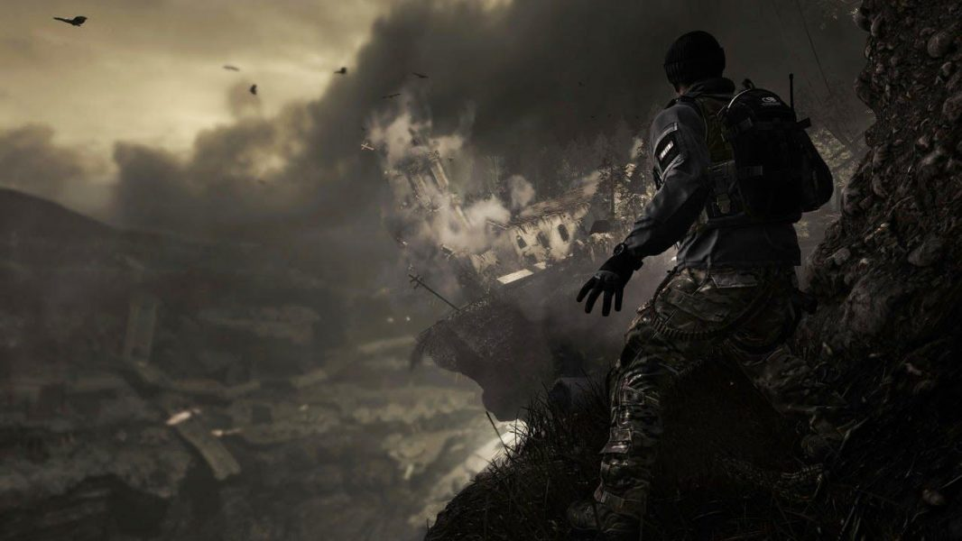 Call of Duty: Ghosts' dynamic lighting technology looks a bit iffy