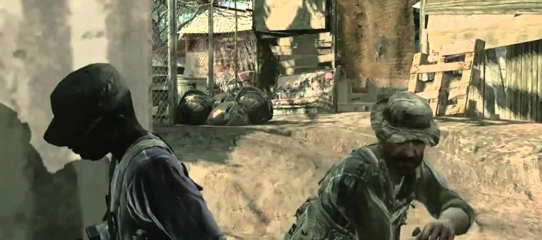 Call of Duty Modern Warfare 3: Redemption Single Player Trailer
