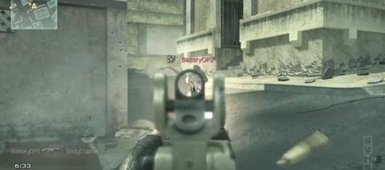 Call of Duty: Modern Warfare 3: Weapon Progression Behind the Scenes Video