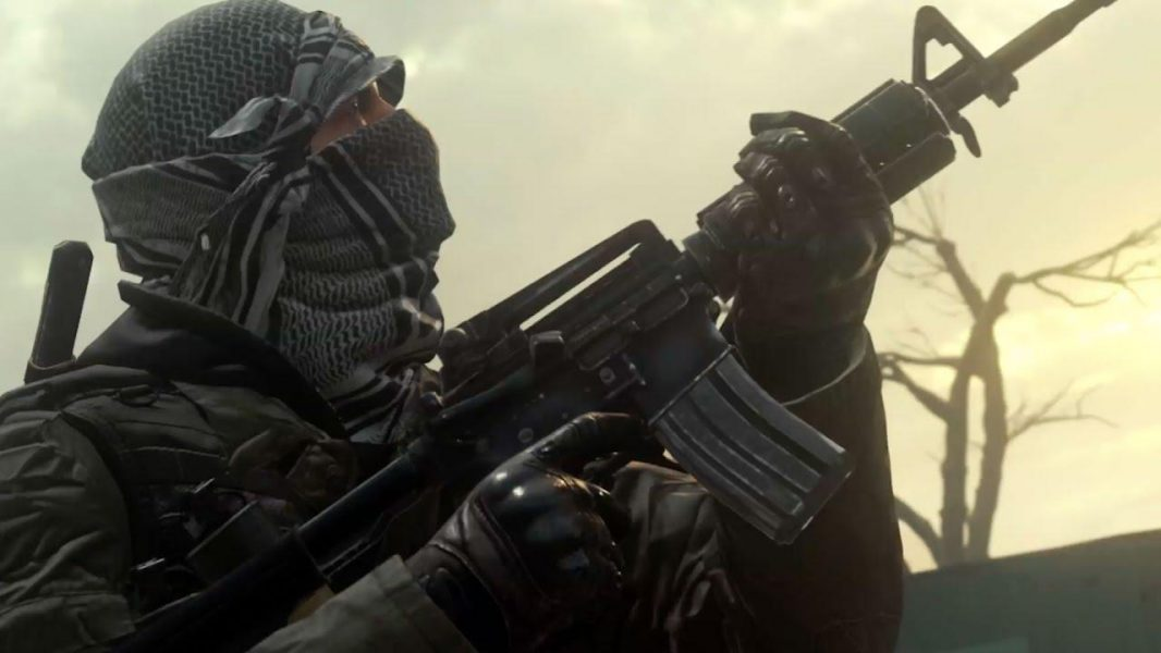 Call of Duty: Modern Warfare to Receive December Update