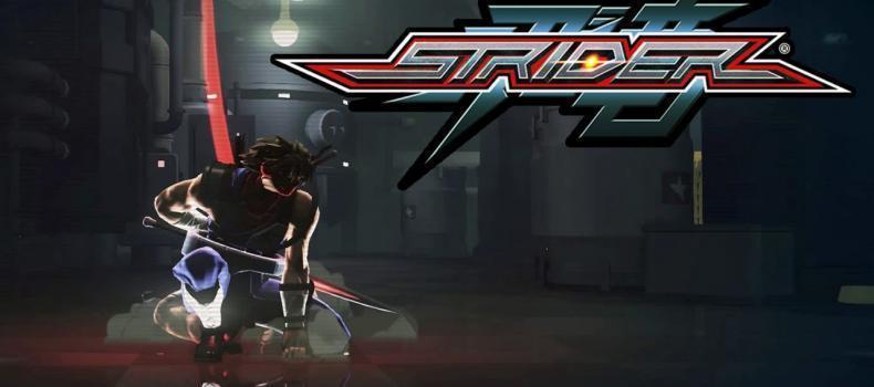 Capcom announces new Strider game
