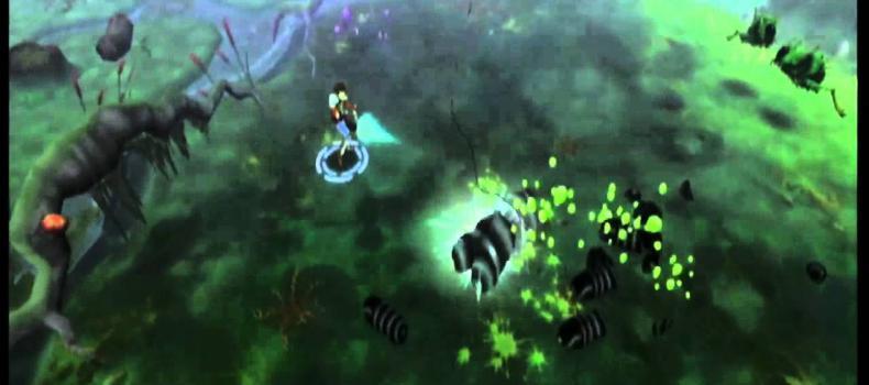 Centipede: Infestation Bugs Wii Trailer