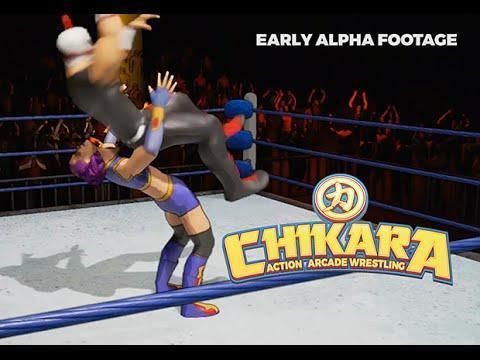 CHIKARA Game Hits Final Week of Indiegogo Campaign
