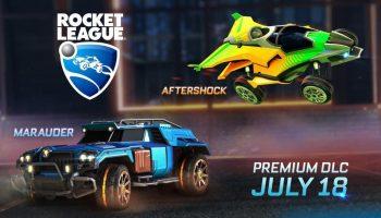 Classic Vehicles Set to Return as Rocket League DLC