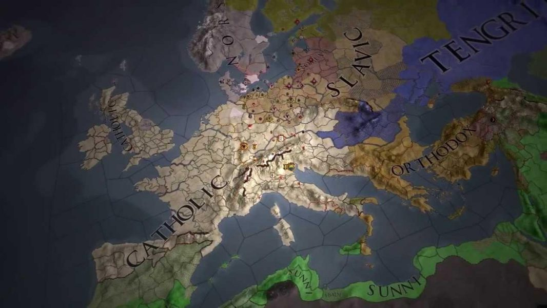 Crusader Kings II: The Old Gods gets release date