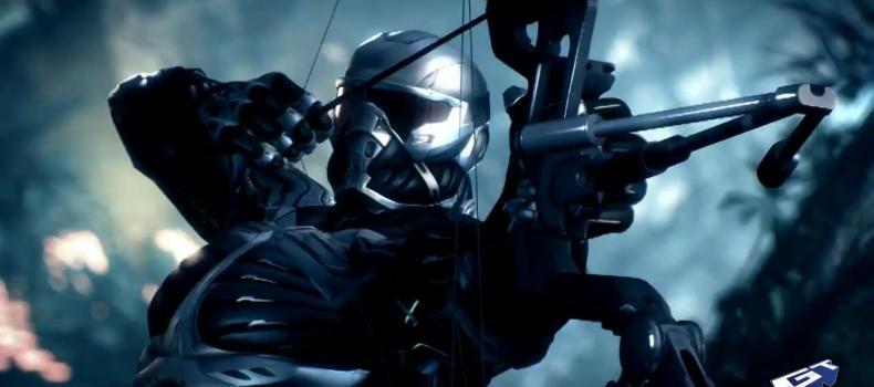 Crysis 3 Debut Teaser